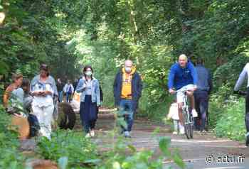 Yvelines. La forêt de Saint-Germain-en-Laye prise d'assaut depuis le déconfinement - actu.fr