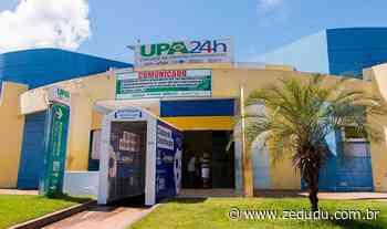 Cabines de desinfecção já estão funcionando em pontos estratégicos de Xinguara - Blog do Zé Dudu