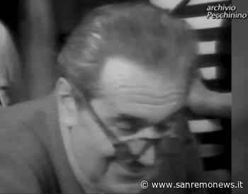Sestri Levante: una nave da salotto, la storia di Pier Cesare Antognetti (1979) - SanremoNews.it