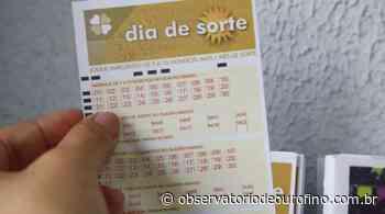 Apostador de Ouro Fino ganha mais de R$ 2,90 milhões no Concurso 302 Dia da Sorte - Observatório de Ouro Fino