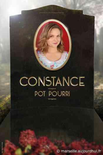 """CONSTANCE - """"POT POURRI"""" - THEATRE JEAN MARIE SEVOLKER, Gemenos, 13420 - Le Parisien Etudiant"""