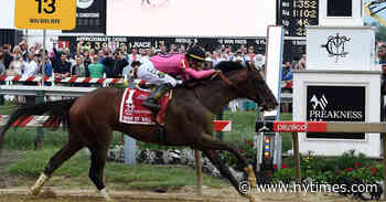 Preakness Stakes Rescheduled for October