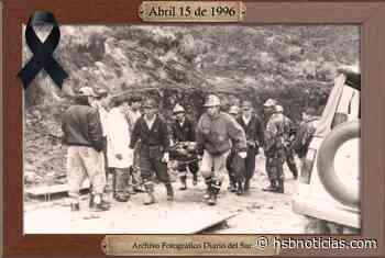 Se cumplieron 24 años de la masacre en Puerres [AUDIO] - HSB Noticias