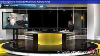 RIVAROLO CANAVESE - Economia, commercio, Mes: ne ha parlato Fabrizio Bertot (VIDEO) | ObiettivoNews - ObiettivoNews