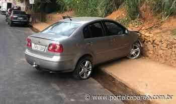 Veículo furtado na cidade de Caputira é recuperado em Caratinga - Portal Caparaó