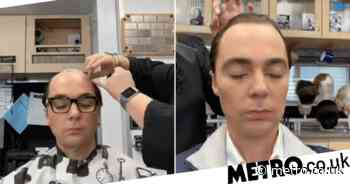 The Big Bang Theory's Jim Parsons transforms into Hollywood's Henry - Metro.co.uk