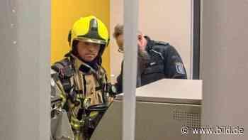 Steckte eine Bande dahinter? - Geldautomat in Nordhausen gesprengt - BILD