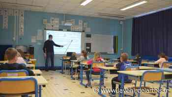 Vitry-en-Artois : une partie des élèves a fait sa rentrée - L'Avenir de l'Artois