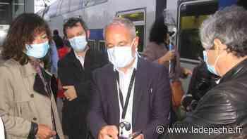 "La gare de Muret valide le dispositif ""train serein"" - ladepeche.fr"