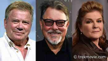 William Shatner, Jonathan Frakes, Kate Mulgrew, And More Star Trek Actors Doing Virtual Events In May - TrekMovie