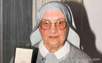 Valmadrera piange suor Anna Agnese Rusconi missionaria in Sud America - Lecco Notizie