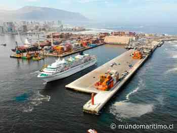 Puertos región de Tarapacá, Chile: Carga movilizada disminuyó un 4,8% en marzo de 2020 - MundoMaritimo.cl