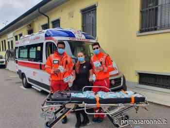 Donate 150 mascherine alla Croce rossa di Tradate - Varese Settegiorni