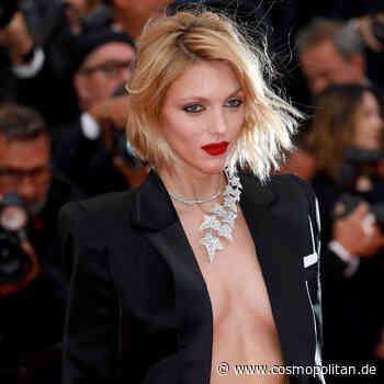 Nadja Auermann heute: Das ist aus dem Supermodel der 90er geworden - Cosmopolitan