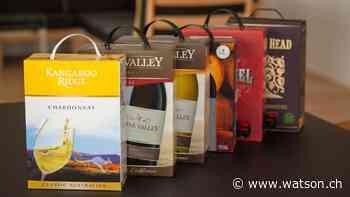 Dose, Karton, Pet – wie schmecken Weine aus diesen Verpackungen? - watson
