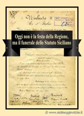 """Piraino (Unità Siciliana-Le Api): """"Musumeci passerà alla Storia"""" - Sicilia Oggi Notizie"""