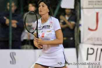 """Roma: i ricordi di Francesca Bentivoglio: """"Non ho rimpianti, stavo svenendo con la Sabatini"""" - TennisItaliano.it"""