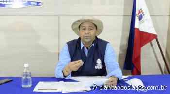 VÍDEO: BandNews denuncia que Guapimirim adquiriu álcool em gel superfaturado em 150% - Plantão dos Lagos
