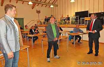 Robert Bauer und Heinz Winklhofer zu Stellvertretern gewählt - PNP Plus
