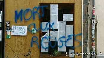 Crest : vendetta par tags interposés ? - France Bleu