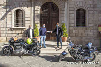 Il Moto Club Poggibonsi contribuisce alla lotta al coronavirus - SienaFree.it