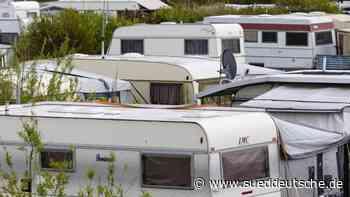 Campingsaison in Brandenburg beginnt mit strengen Auflagen - Süddeutsche Zeitung