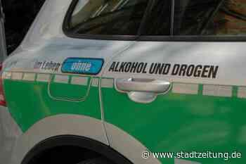 Autofahrt unter Drogeneinfluss: 41-Jähriger in Gersthofen von der Polizei erwischt - StadtZeitung