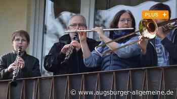 Gersthofer Blasmusiker atmen auf: Wie es nun weitergeht - Augsburger Allgemeine