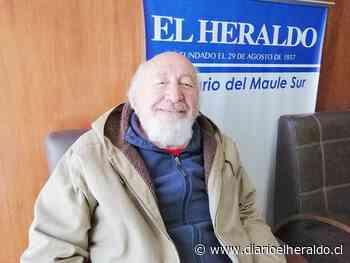 """Empresario Humberto Piamonte: """"Si pasa la pandemia, tengo proyectado envasar agua natural del sector Hotel Melado"""" - Diario El Heraldo Linares"""
