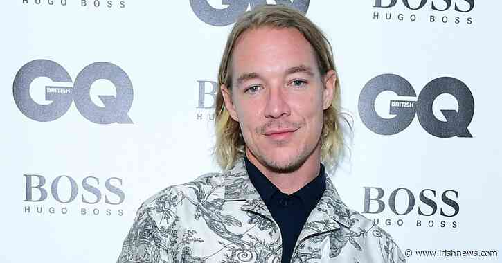 DJ Diplo reveals he has become a father for the third time - The Irish News