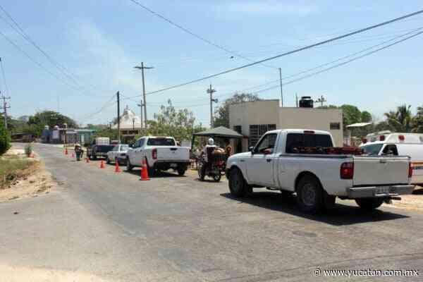 Oxkutzcab: alcalde confirma primer caso de Covid-19 - El Diario de Yucatán