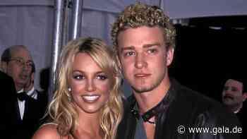 Das denkt Jessica Biel über Britney Spears Justin Timberlake-Video - Gala.de