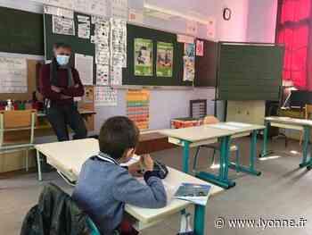 A Joigny, 36 enfants ont repris l'école ce jeudi matin, l'école Albert-Garnier reste fermée - Joigny (89300) - L'Yonne Républicaine