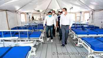 Instalan unidad móvil en hospital de Jojutla Morelos - El Heraldo de México