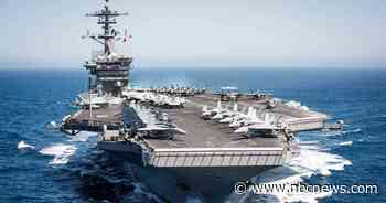 Sailors on sidelined USS Theodore Roosevelt get virus for second time