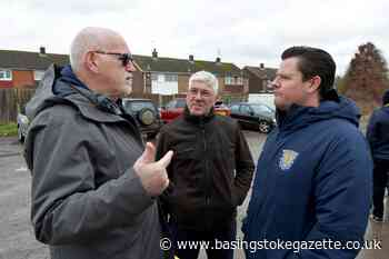 """£600000 compensation for Camrose ground """"let's Basron off the hook"""", according to club vice chairman - Basingstoke Gazette"""