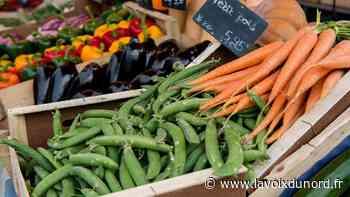 Le projet d'un nouveau marché relancé à Libercourt - La Voix du Nord