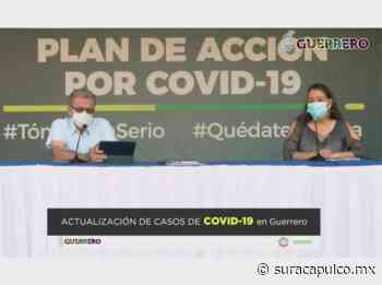 Suman 789 contagios en Guerrero; van en aumento en Acapulco e Iguala: Salud - El Sur de Acapulco