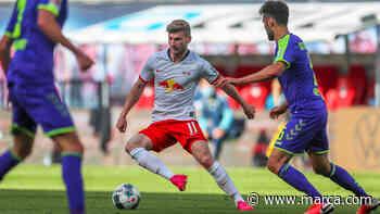 El RB Leipzig iguala ante el Friburgo y se aleja aún más del líder Bayern Munich - Marca Claro México
