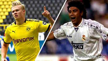 Haaland iguala marca goleadora de Hugo Sánchez en el regreso de la Bundesliga - Marca Claro México
