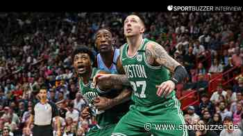 NBA-Star Daniel Theis über Corona in den USA, LeBron James und die Lust auf Basketball - Sportbuzzer
