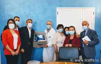 La Gran Loggia d'Italia dona all'Icot apparecchi sanitari per la lotta al Covid - Il Caffè.tv