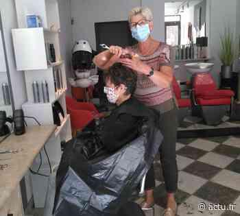 Déconfinement en Seine-et-Marne. Jouy-sur-Morin et Chevru : ces coiffeuses ravies de revoir leurs clients - actu.fr