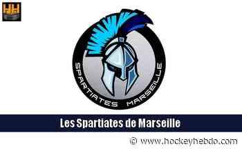 Hockey sur glace : D1 : De Meudon à Marseille - Transferts 2020/2021 : Marseille (Les Spartiates) - hockeyhebdo Toute l'actualité du hockey sur glace