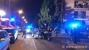 Scontro tra auto a Santa Lucia Giovane ferita - L'Arena