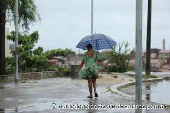 Aquiraz registra a maior chuva em 24h; Fortaleza tem precipitação de 36 mm - Diário do Nordeste