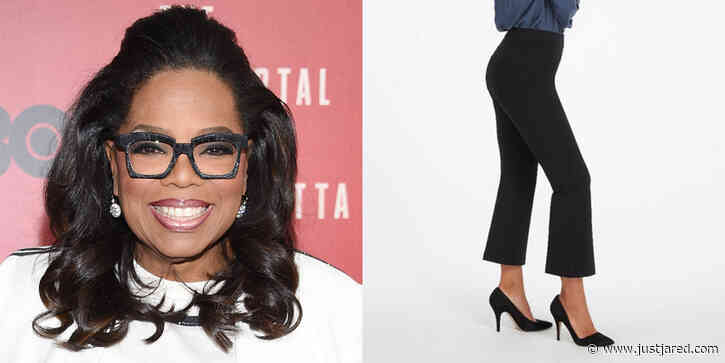 These Spanx Pants Are On Oprah's Favorite Things List & They're 50% Off Today Only!