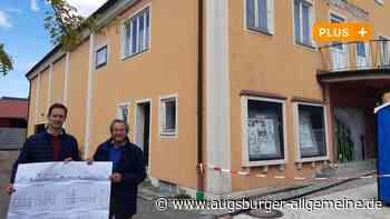 Krumbach: Aufwertung für Krumbachs Prachtstraße - Augsburger Allgemeine