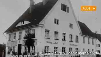 """Krumbach: Wie die Krumbacher """"Rettungsanstalt"""" zum Übersiedlerheim wurde - Augsburger Allgemeine"""