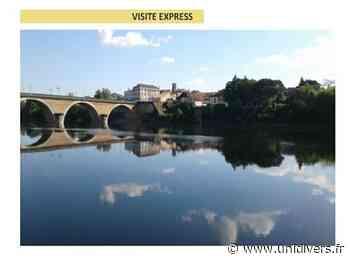 Visite express du paysage fluvial (sur place ou via Facebook) 24 mai 2020 - Unidivers